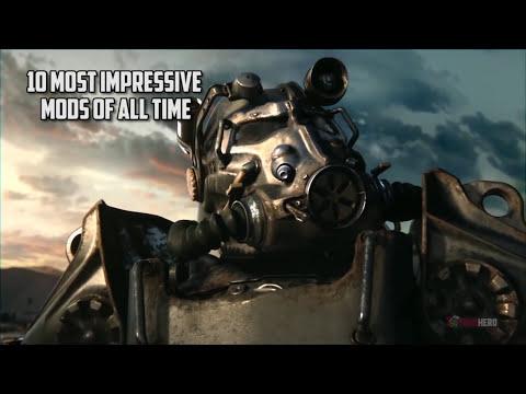 моды на Fallout 4 скачать - фото 11