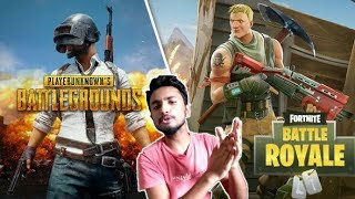 [HINDI] PUBG & FORTNITE for ANDROID & iOS || How to download and Play ||