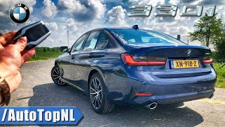 NEW! 2019 BMW 3 Series G20 330i REVIEW POV Test Drive on AUTOBAHN & ROAD by AutoTopNL