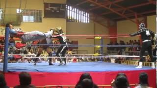 Lucha Libre: El Alto