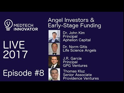 Angel Investors & Early-Stage Funding