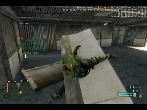 Crysis Funny Korean Glitch