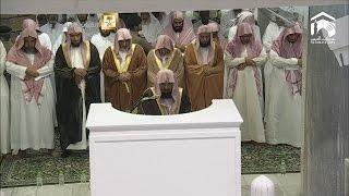 16th Ramadan 2014-1435 Makkah Taraweeh Sheikh Sudais