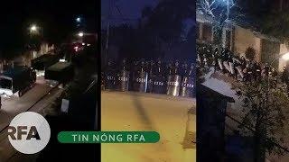 Tin nóng RFA | Hà Nội: 1 người dân và 3 cảnh sát chết trong vụ đụng độ ở xã Đồng Tâm