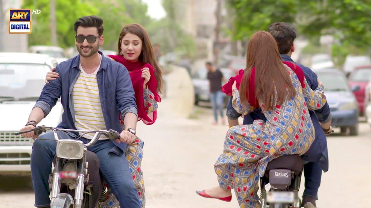 Mujhe Pizza Khilaoge? Agha Ali & Hina Altaf - Best Moment