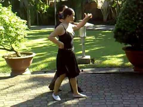 Khiêu vũ ở Công viên Gia định - Pasodoble