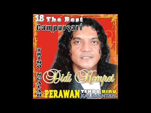 Didi Kempot - Trimo Ngalah (Suket Teki) Audio with Lyrics