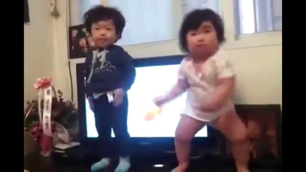 Dancing Korean Baby - YouTubeKorean Toddler Youtube