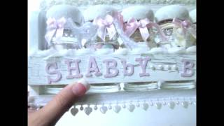 Shabby Chic Prima Spice Rack