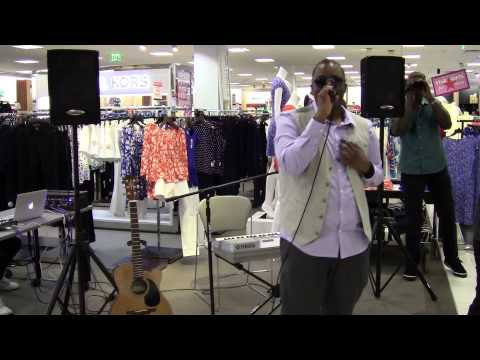 Live - Macy's Valencia Spring Fashion Show Performance 2015