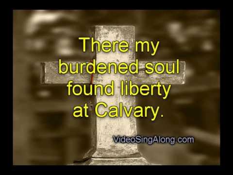 At Calvary Hymn with Lyrics Southern Gospel-Bluegrass Style