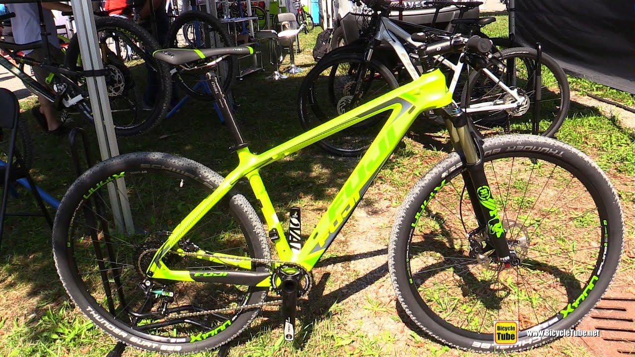 b810f3db81b 2016 Fuji SLM 29 1.3 Mountain Bike - Walkaround - Demo day 2015 Eurobike