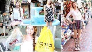Spring Haul: Forever21, T.J.Maxx, & more! Thumbnail
