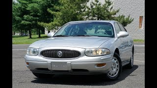 2002 Buick LeSabre Limited Silver Metalic