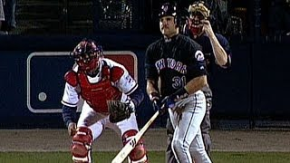 1999 NLCS Gm6: Piazza ties it in the seventh