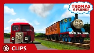 Is Thomas Slowing Down?   Clips   Thomas & Friends