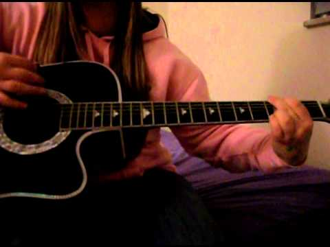 Taylor Swift Crazier / Guitar Cover + Chords - YouTube