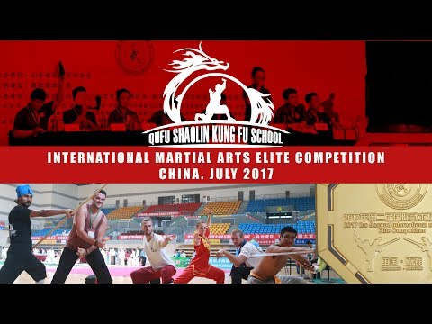International Martial Arts Elite Competition 2017 - Learn Martial Arts in China