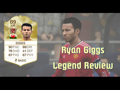 FIFA 16 - Ryan Giggs - Legend Review