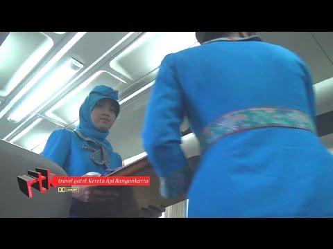 travel gatel: Kereta Api Bangunkarta (Indonesia Executive-Class Train)