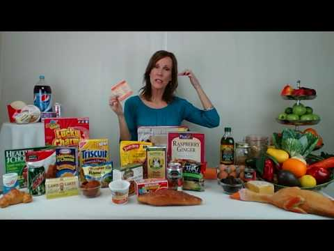 Eating for Health ~ Moving Marathon: Breakin' Down the Food Thang! - Part 1