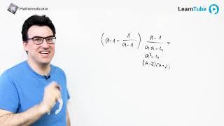 MATURITA Z MATIKY - 4. ŘEŠENÝ PŘÍKLAD - Algebraický výraz