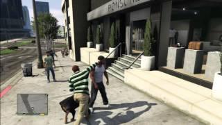 Gta 5 Dogs Attack !!!!