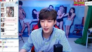왐마...몸매 실화냐? 서양인인줄.... (feat 이슬이,세희)/170704 │ Namsoon 남순 #7