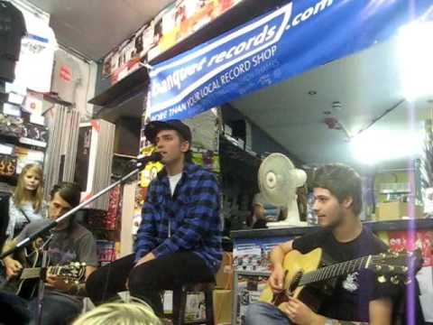 You Me At Six - Always Attract (Acoustic) - Banquet Records, 7th Sept