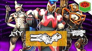 TEAM GUN GAME! | Overwatch Custom Game