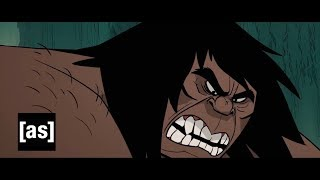 Genndy Tartakovsky's Primal | SDCC 2019 Exclusive Clip | adult swim