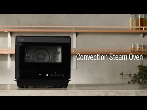 樂聲(Panasonic) NU-SC180W 蒸氣焗爐 相關視頻