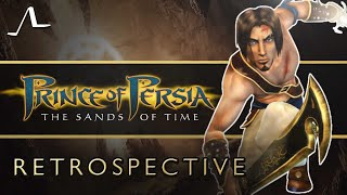 prince Of Persia: The Sands Of Time  Retrospective Review