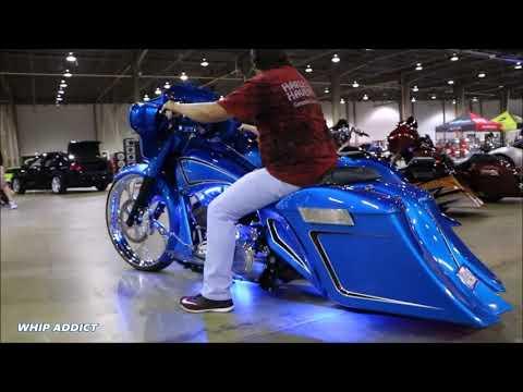 WhipAddict: Carolina Custom Choppers! Sick Paint Jobs and Custom Wheels!