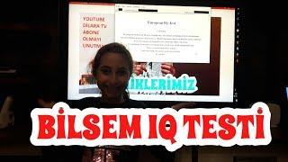 Bilsem Sınavı ve gerçek iq testi ile bilim sanat sınavına hazırlan