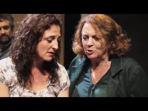 'LA RESPIRACIÓN' EN EL TEATRO DE LA ABADÍA - EL GRAN REGALO DE ALFREDO SANZOL