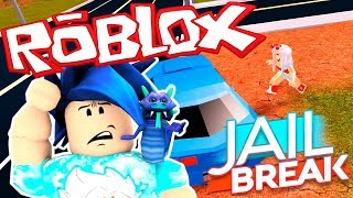 MISS LADY NEVER DRIVES IN JAILBREAK ROBLOX