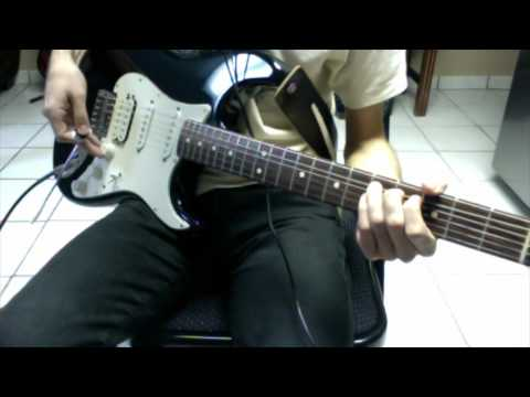 Young Men Dead- The Black Angels Guitar Cover
