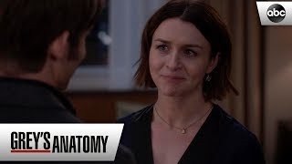 Linc and Amelia - Grey's Anatomy Season 15 Episode 17