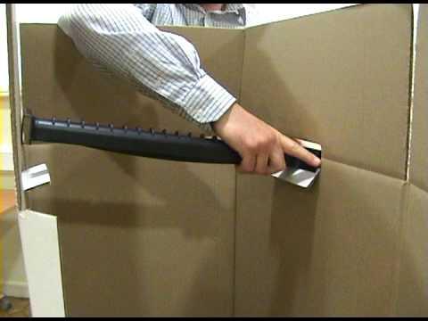 Wardrobe Box Demonstration