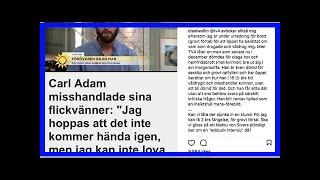Cissi Wallins hårda ord mot TV4 efter Carl Adam Tillbergs medverkan