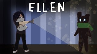 Horror? On MY Channel? More likely than you think! // Ellen (Ep.1?)