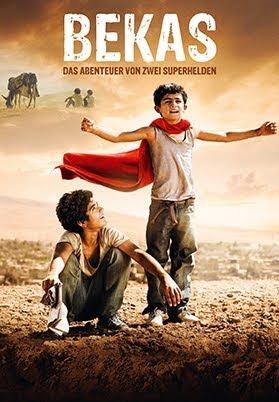 Bekas: Das Abenteuer von zwei Superhelden
