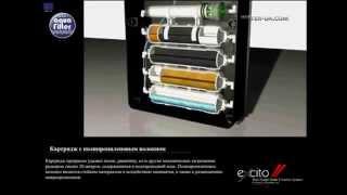 Фильтр для воды Aquafilter EXCITO B - обзор