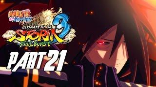 Naruto Shippuden: Ultimate Ninja Storm 3 - Walkthrough Part 21, Gameplay Xbox 360