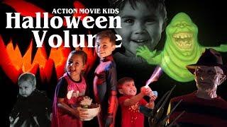 Action Movie Kids - HAUNTED Volume