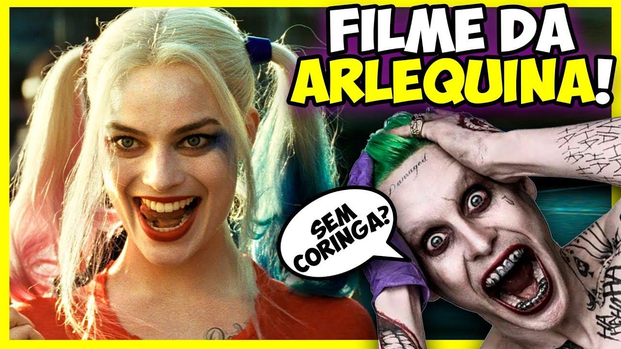 Tudo sobre o novo filme da Arlequina! Aves de Rapina Trailer Comentado