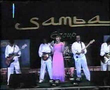 Antara Teman & Kekasih - Rika Monica - Samba
