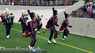 bands marching in 2017 houston mlk botb