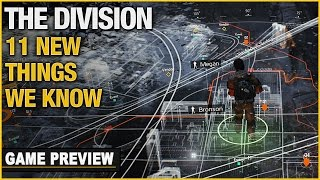 12 Cool Features Of Tom Clancy's The Division